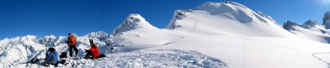 Slope off the the mountains - Self catering apartment rental in the Chamonix valley